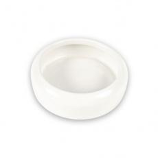 Keramická miska pre škrečky so zahnutým okrajom - 100 ml