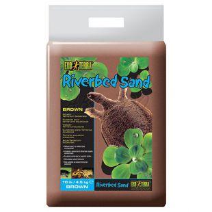 Terarijný piesok - hnedý 4,5kg