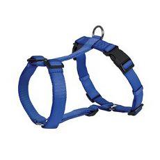 Postroj pre psy, modrý - XS - S, 30 - 40 cm