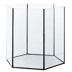 HEX Akvárium 42x42x40 cm / 53L