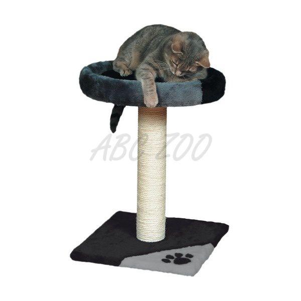 Škrabadlo pre mačky s pelechom 128479b6083