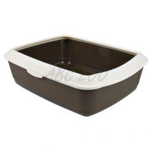Toaleta pre mačky, plastová - 37 × 15 × 47 cm