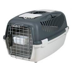 Prenoska pre psíka do 12 kg - tmavosivá