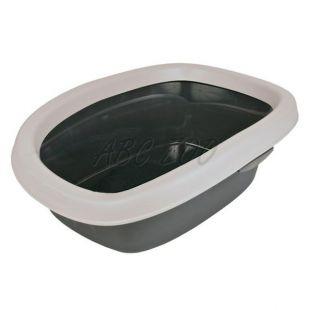 Toaleta pre mačky CARLO - sivá