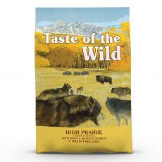 TASTE OF THE WILD High Prairie Canine 12,2 kg