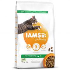 Iams Cat Adult Lamb 10 kg