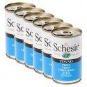 Schesir cat tuniak v želé 6 x 140 g