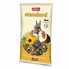Darwin's Standart krmivo pre morča a králika 1 kg