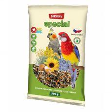 Darwin's Special krmivo pre stredné papagáje 500 g
