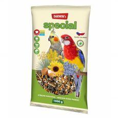 Darwin's Special krmivo pre stredné papagáje 1 kg