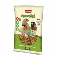 Darwin's Special krmivo pre drobné exoty 500 g