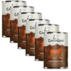 Konzerva CANAGAN Shepherd´s Pie, 6 x 400 g