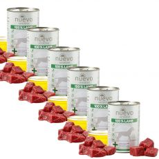 NUEVO Dog Sensitive LAMB 6 x 400 g