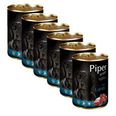 Konzerva Piper Senior jahňa 6 x 400 g