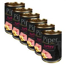 Konzerva Piper Platinum Pure morka a zemiaky 6 x 400 g