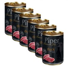 Konzerva Piper Platinum Pure kačka 6 x 400 g