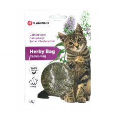 Flamingo Herby Bag Catnip 15 g