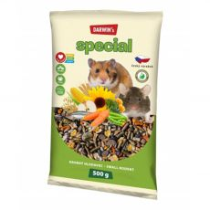 Darwin's Special krmivo pre drobné hlodavce 500 g