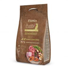 Fitmin Purity Semimoist Rabbit & Lamb Rice 4 kg
