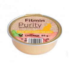 Fitmin Cat Purity kuracia vanička 85 g