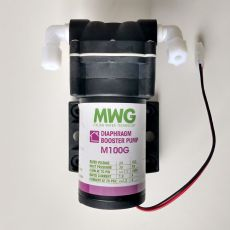 Booster pumpa pre Reverznú osmózu s 100 GPD membránou