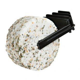Soľný kameň pre morča a zajace - s bylinkami, 95g