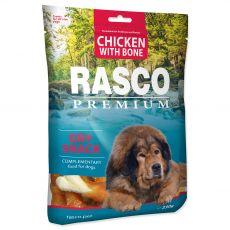 RASCO PREMIUM kosti obalené kuracím mäsom 230 g