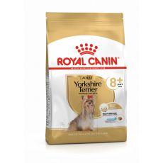 Royal Canin Yorkshire Adult 8+ granule pre dospelého jorkšírskeho teriéra 1,5 kg