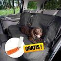 Poťah na sedadlá KURGO Wander Bench Seat Cover čierny