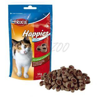 Pochúťky pre mačky - hydina, syr, 50g