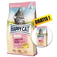 Happy Cat Minkas Junior Care 10 kg + DARČEK