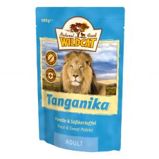 Wildcat Tanganika kapsička 100 g