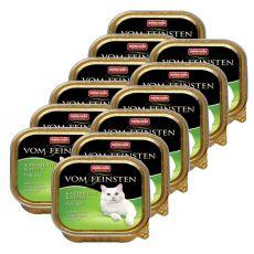 Animonda Vom Feinsten Castrated Cats - morčacie mäso 12 x 100g