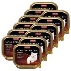 Animonda Vom Feinsten Adult Cats - multi mäsový koktail 12 x 100g