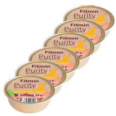 Fitmin Cat Purity kuracia vanička 6 x 85 g