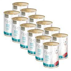 Konzerva Piper Cat Sterilised s tuniakom 12 x 400 g