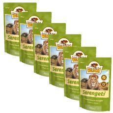 Wildcat Serengeti kapsička 6 x 100 g