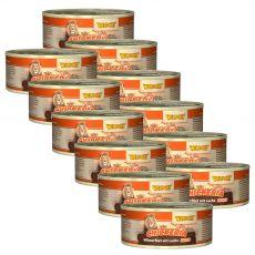 Wildcat Chickeria Chicken & Salmon konzerva 12 x 90 g