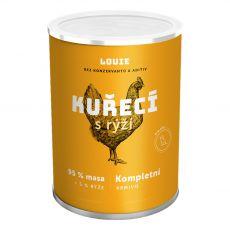 LOUIE Kuracie s ryžou 400 g