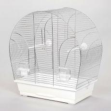 Klietka pre papagaja TINA chrom - 51 x 28 x 55 cm