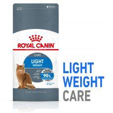 Royal Canin Light Weight Care diétne granule pre mačky 1,5 kg