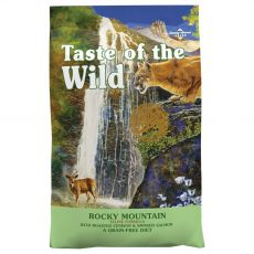 TASTE OF THE WILD Rocky Mountain Feline 6,6 kg