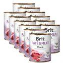 Konzerva Brit Paté & Meat Lamb 12 x 800 g