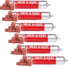 Meat Love saláma 100 % byvol 6 x 80 g
