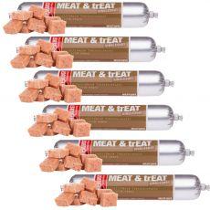 Meat Love saláma 100 % kôň 6 x 80 g