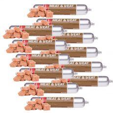 Meat Love saláma 100 % kôň 12 x 80 g
