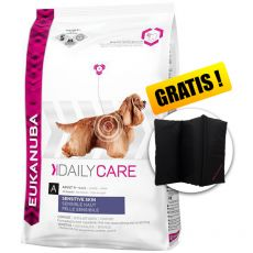 EUKANUBA Daily Care SENSITIVE Skin - 12 kg