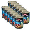 Konzerva GranCarno Fleisch Adult údený úhor+zemiaky - 12 x 800g