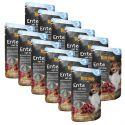 BELCANDO Kačacie s ryžou a brusnicami - kapsička 12 x 125 g
