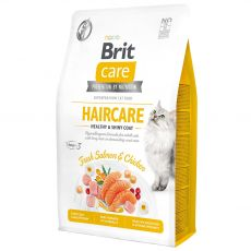 Brit Care Cat Grain-Free Haircare 2 kg